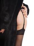 Les fesses des belles femmes Image stock
