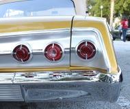 Les feux de freinage Photo libre de droits