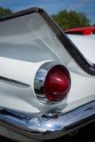 Les feux de freinage arrière de Buick LeSabre Photographie stock libre de droits