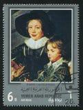 Les Fils από Rubens Στοκ Εικόνες