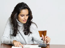 les finances autoguident Photo stock