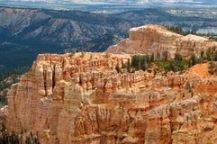 Les flèches vues de l'inspiration se dirigent en Bryce Canyon National Park, UT photos libres de droits