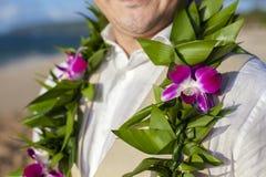 Les fleurs du marié Image libre de droits