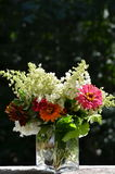 Les fleurs remettent sélectionné pour ma soeur dans le NH Photographie stock