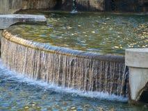 Les fontaines chez Palais Longchamp, Marseille image libre de droits