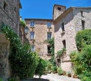 Les forma arcos sur Argens França Imagem de Stock