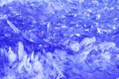 les formations de flottement glacent neigeux image libre de droits