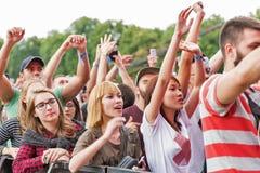 Les fréquences perdues exécute vivant au festival de week-end d'atlas Kiev, Ukraine image stock