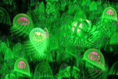 Les fractales sont des mod?les infiniment complexes qui sont autosimilaires ? travers diff?rentes ?chelles illustration libre de droits