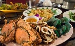 Les fruits de mer sont le meilleur Photographie stock libre de droits
