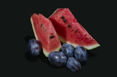 Les fruits mûrs doux Photo libre de droits