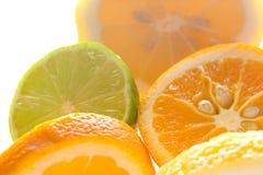 Les fruits se ferment vers le haut Photo stock