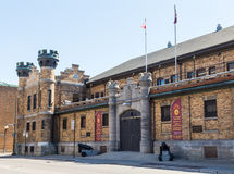 Les Fusiliers Mont-Royal in Montreal Stock Photography