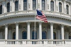 Les géométries de Capitol Hill Images libres de droits