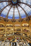 Les Galeries Lafayette, Paris, France Royalty Free Stock Photography