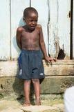 Les gens à LIBREVILLE, GABON photo libre de droits