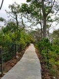 Les gens appréciant le parkin aquatique de parc ou d'eau la Hacienda Napoles de Pablo Escobar, avec du Th photos stock