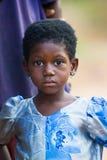 Les gens au GHANA Images libres de droits