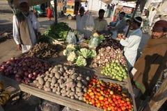 Les gens au Pakistan Images libres de droits