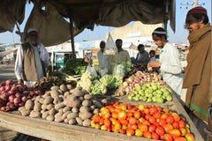 Les gens au Pakistan Photographie stock libre de droits
