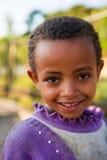 Les gens dans AKSUM, ETHIOPIE Photographie stock