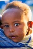 Les gens dans AKSUM, ETHIOPIE Image stock