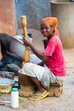 Les gens dans ANEHO, TOGO Photo libre de droits