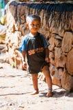 Les gens dans OMO, ETHIOPIE Photo stock