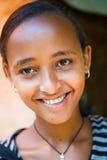 Les gens dans OMO, ETHIOPIE Images stock