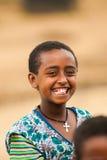 Les gens dans OMO, ETHIOPIE Image libre de droits
