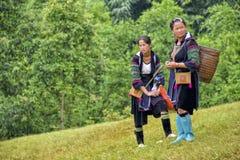 Les gens de la PA de SA au Vietnam Photos stock