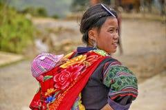 Les gens de la PA de SA au Vietnam Image stock