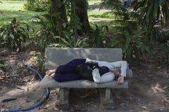 Les gens de la ville de Ho Chi MInh Photos stock