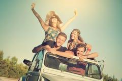 Les gens des vacances Image libre de droits