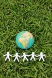 Les gens du monde Image stock