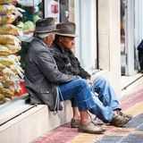 Les gens en Equateur Image stock