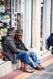 Les gens en Equateur Photos libres de droits