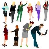 Les gens - femmes No.1 d'affaires. Photos stock