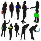 Les gens - femmes No.2 d'affaires. Image stock