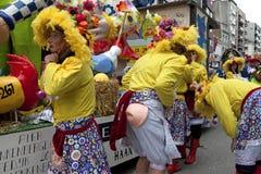 Les gens habillés, la Belgique Photographie stock libre de droits