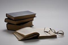 les glaces de livre se sont ouvertes images libres de droits