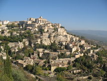Les Gordes Royalty Free Stock Photography