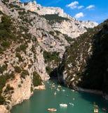Les Gorges du Verdon. Provence, France Royalty Free Stock Photo