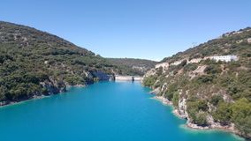 Les Gorges du Verdon Immagine Stock
