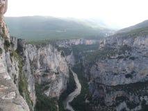 Les Gorges du verdon, Verdon Gorges Stock Image