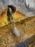Les gouttes de pluie image libre de droits