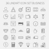 les graphismes des affaires cs2 ENV d'AI comprend Commencez et des signes de gestion Image libre de droits