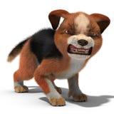 Les grondements de chien Illustration Stock