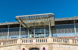 Les Halles Market in Angouleme, France Royalty Free Stock Photos