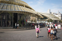 Les Halles in Paris, France Stock Photography